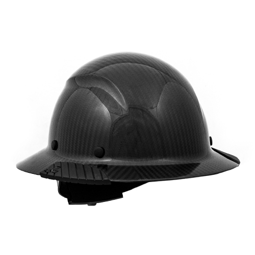 Lift Safety DAX Carbon Fiber Hard Hat - Black