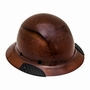 Lift Safety DAX Fiber-Reinforced Hard Hat - Natural Brown