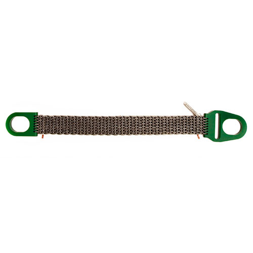"Liftex 4"" x 10 ft Type 1 Chain Mesh PAC-Sling - 18000 lbs WLL"