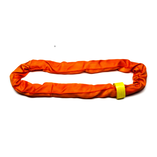 Liftex Orange 10 ft Endless RoundUp Round Sling - 53000 lbs WLL