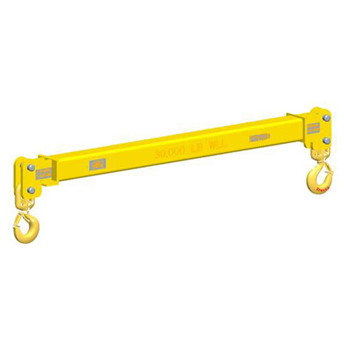 M&W 2 Ton x 20 ft Fixed Spreader Beam - #13112