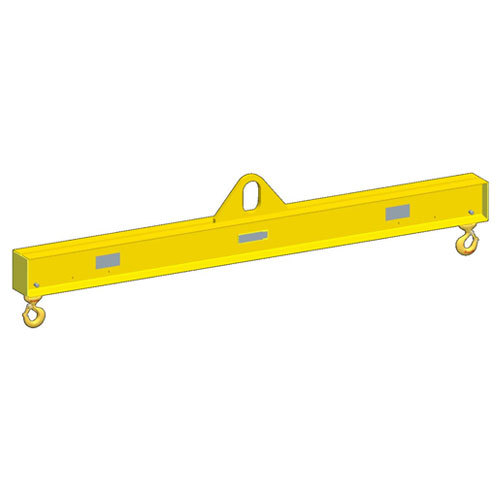 M&W 7-1/2 Ton x 10 ft Standard Lifting Beam - #12171