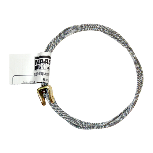 Maasdam 12 ft Replacement Cable - #9700BX