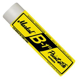 "Markal B Paintstik - 1"" King Size - White"