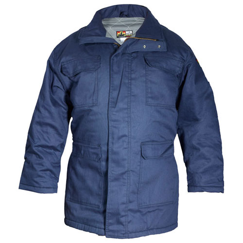 MCR Max Comfort (FR) Insulated Parka - Navy Blue