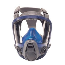 MSA Advantage 3200 Full-Facepiece Respirator - Size Large - #10028997