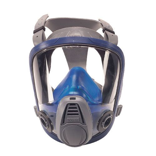 MSA Advantage 3200 Full-Facepiece Respirator - Size Medium - #10028995
