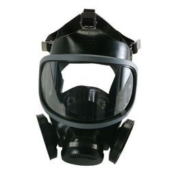MSA Ultra-Twin Full-Facepiece Respirator - Size Medium - #471286