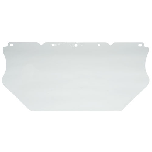MSA V-Gard Clear Polycarbonate Face Shield - #10115836