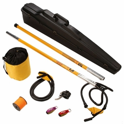 Notch Deluxe Big Shot Kit w/ 4 ft Poles - #SET1025