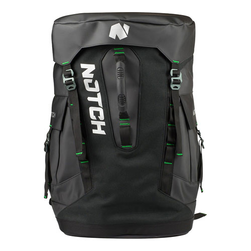 Notch Pro Deluxe Arborist Gear Bag - 60 Liter Capacity - #40081