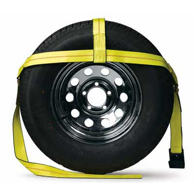 "PCC 13"" Tire Net - Flat Hook - 2000 lbs WLL"