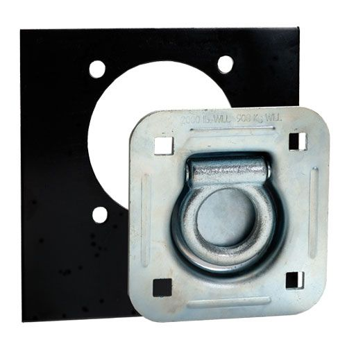 PCC Recessed D-Ring Kit - 2000 lbs WLL