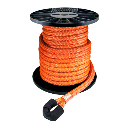 "Pelican 1-1/8"" x 110ft Load Pro Winch Line - 48000 lbs Breaking Strength"