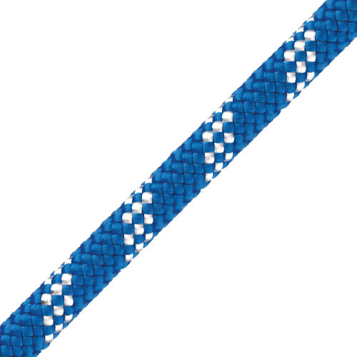 Pelican 1 2 Blue Static Master Kernmantle Rappelling Rope 9807 Lbs Breaking Strength
