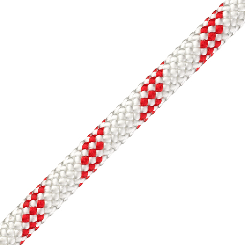 Pelican 1 2 White Static Master Kernmantle Rappelling Rope 9807 Lbs Breaking Strength