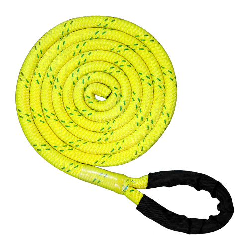 "Pelican 3/4"" x 20 ft Double Braid Dead-Eye Tree Sling - 25000 lbs Breaking Strength"