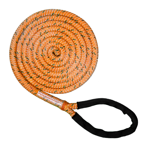 "Pelican 5/8"" x 10 ft Double Braid Dead-Eye Tree Sling - 16000 lbs Breaking Strength"
