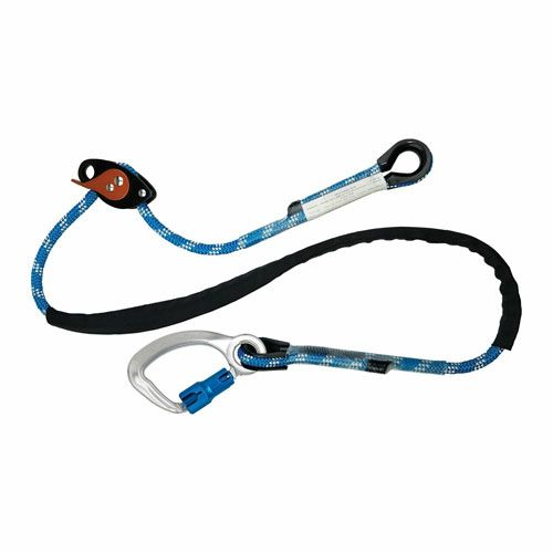 "Pelican 8ft ""Trimmer"" Adjustable Rope Lanyard - 7/16"" Rope"