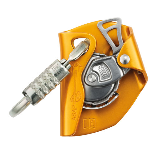 "Petzl ASAP Fall Arrester - 3/8"" - 1/2"" - #B071AA00"