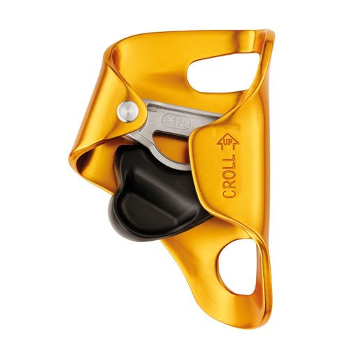 Petzl Croll L Chest Ascender / Rope Clamp - #B016AA00