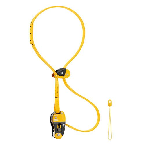 Petzl EJECT Adjustable Friction Saver - #G001AA00