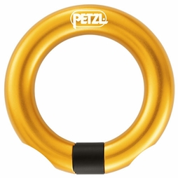 Petzl Gated Aluminum Connection Ring - #P28