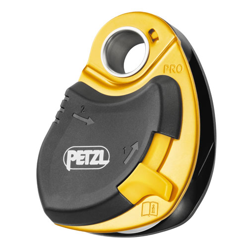 "Petzl Pro Pulley - 1/2"" Rope - #P46"