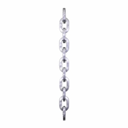 "Pewag 3/8"" (10mm) Square Security Chain - #13620"