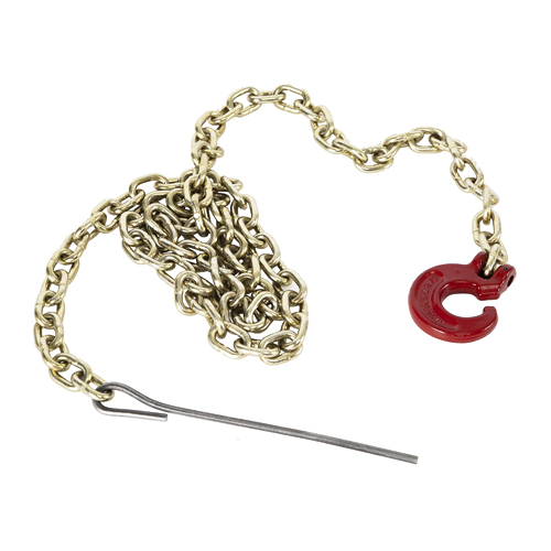 "Portable Winch 1/4"" x 7 ft Chain Choker w/ Rod - #PCA-1295"