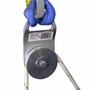 """Portable Winch 4"""" Open-Faced Pulley - 1/2"""" Rope - #PCA-1270"""