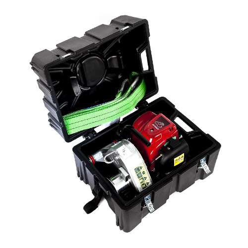 Portable Winch Molded Transport Case for PCW3000 - #PCA-0102