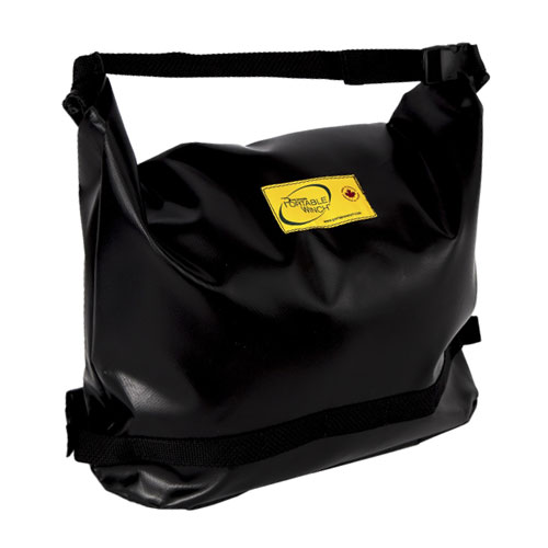 Portable Winch Vinyl Rope Bag for Packframe - #PCA-0103