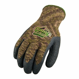 Red Steer Chilly Grip Camouflage Thermal Glove