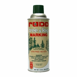 Rudd Green Tree & Log Marking Paint - Per Can