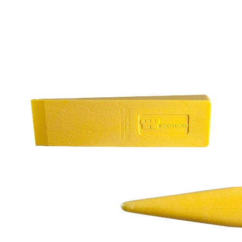 "Scotsco 10"" Plastic Economy Wedge"