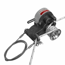 Simpson Chainsaw Powered Capstan Winch - 2500 lbs Max Pull