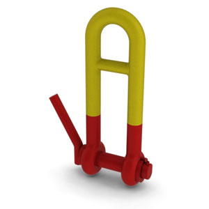 Skookum Sheet Pile Shackles