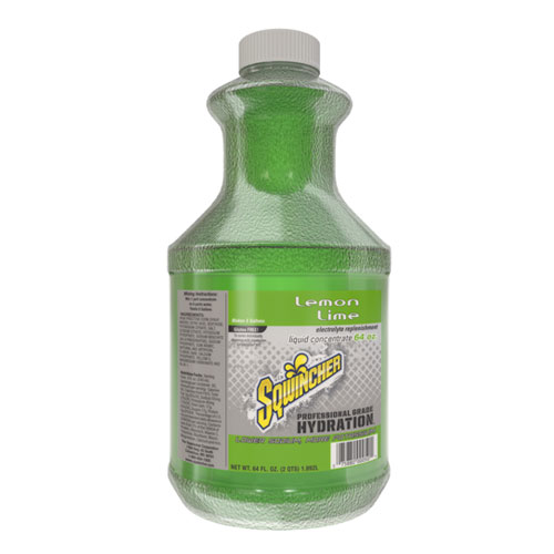 Sqwincher 64 oz Lemon Lime Concentrate