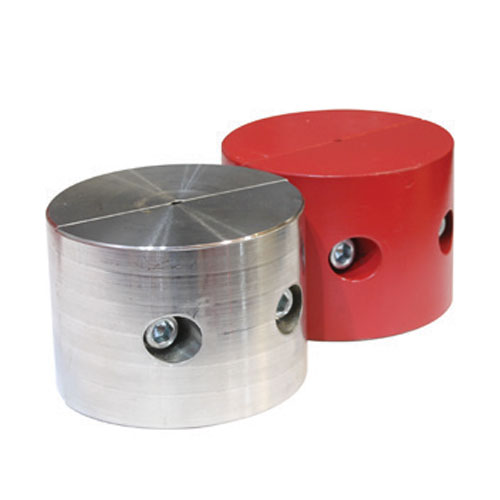 """Thern 10 lbs Headache Ball for 3/16"""" - 1/4"""" Wire Rope - #HB10-12-25"""