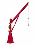 Thern Captain Series Davit Cranes