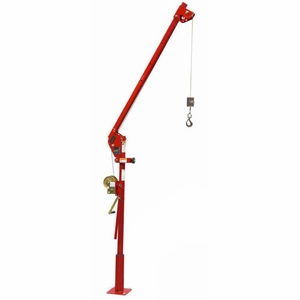 Thern Ensign 500 Series Davit Cranes