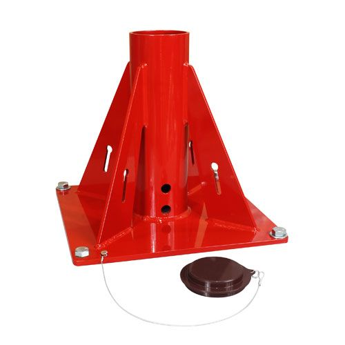 Thern Pedestal Davit Crane Base - #5BP20