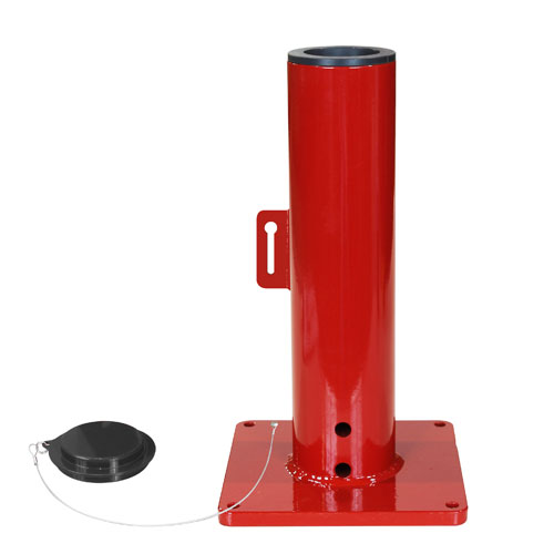 Thern Pedestal Davit Crane Base - #5BP5