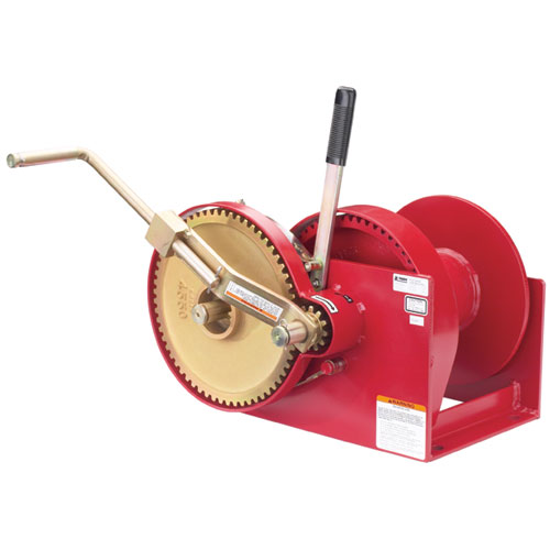 Thern Spur Gear Hand Winch - 10000 lbs Pulling Capacity - #M492