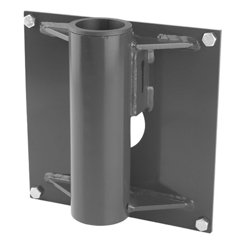 Thern Wall Mount Davit Crane Base - Powder Coated Finish - #5BW5