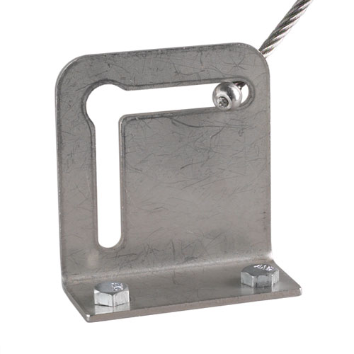 Thern Wire Rope Keeper Bracket - #RK19-25S