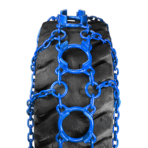 "Titan 3/4"" Alloy Tight Ring Skidder Chains - #R355TA-19mm"
