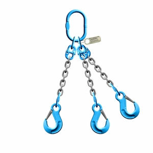 TOS Chain Grade 120 Chain Slings