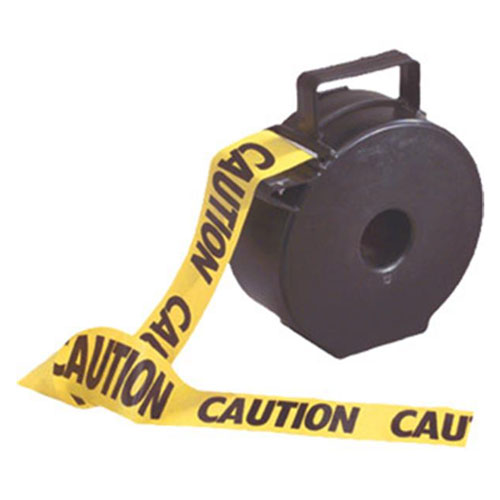 Traffic Safety Barricade Tape Dispenser